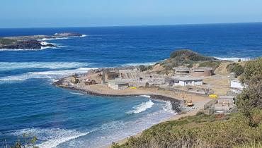 Thumbnail for Red Point, Port Kembla - Revetment Works