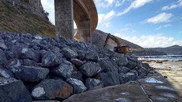 Thumbnail for Sea Cliff Bridge - Pier Protection Works