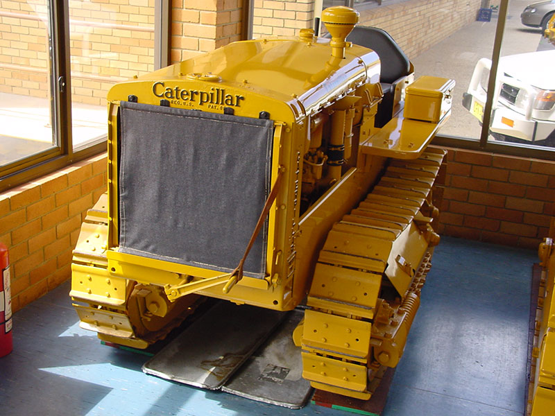Cleary Bros Small Vintage Dozer