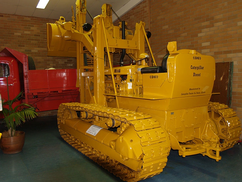 Cleary Bros Vintage D6 Dozer