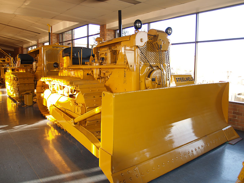 Cleary Bros Vintage D7 Dozer