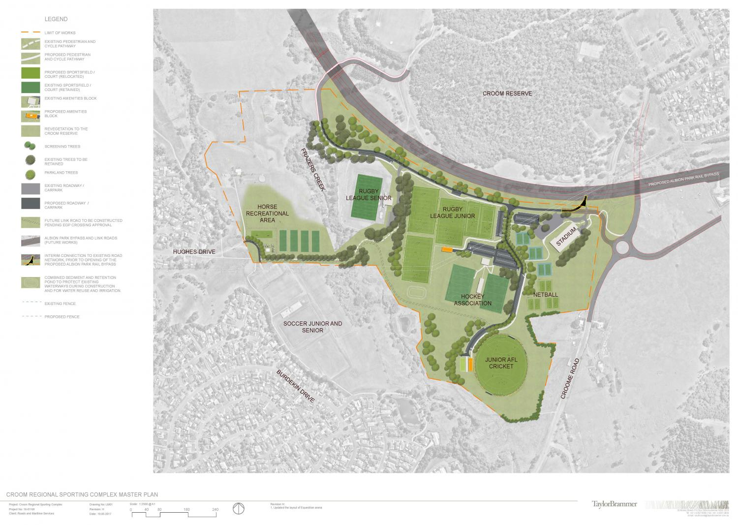 Thumbnail for Croom Regional Sporting Complex Reconfiguration