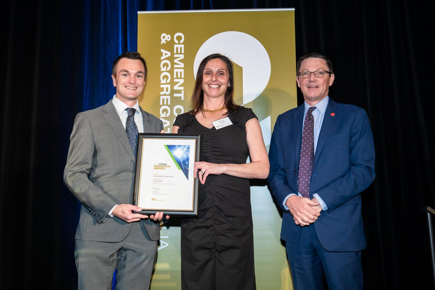 Image for Cleary Bros Win CCAA Innovation Award
