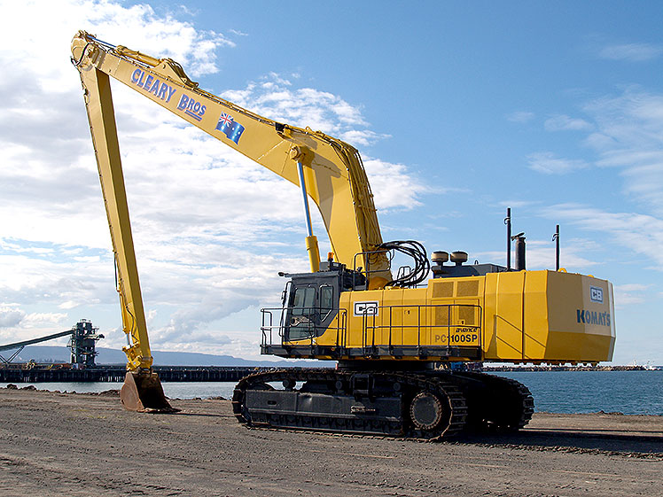 Image 2 for Service Earthmoving Gallery